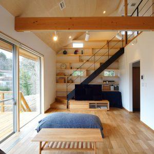 68)常に新鮮な外気を取り込むOMXの家