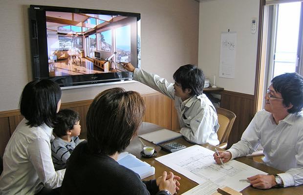 予算内で理想の家を建てる